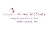 Nutricionista Esportiva  Renata Riani